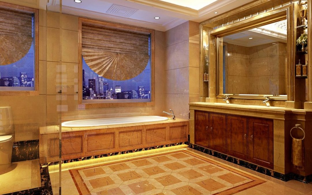 5 Common Bathtub designs
