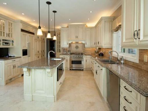 Extravagant Kitchen Renovation