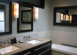 lighting ideas bathroom renovation company project