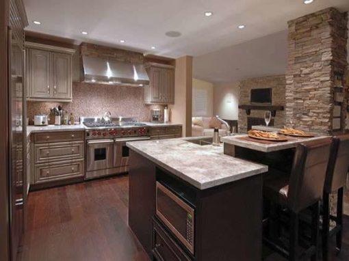Luxurious Kitchen Renovation
