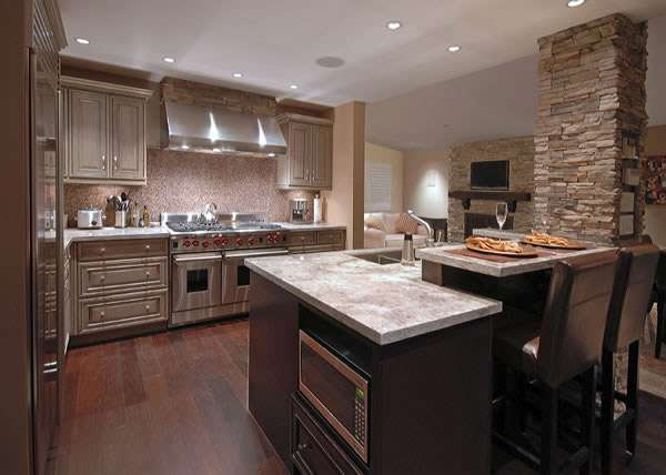 Luxurious Kitchen Renovation