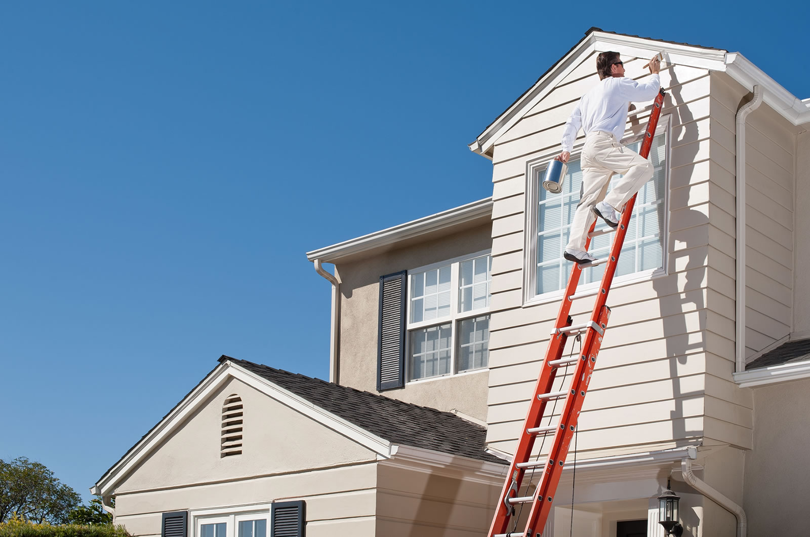 before selling your home hire a home painter company