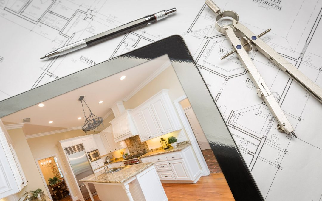 The 4 R's of Kitchen Renovations – Repainting, refinishing, refacing and renovating.