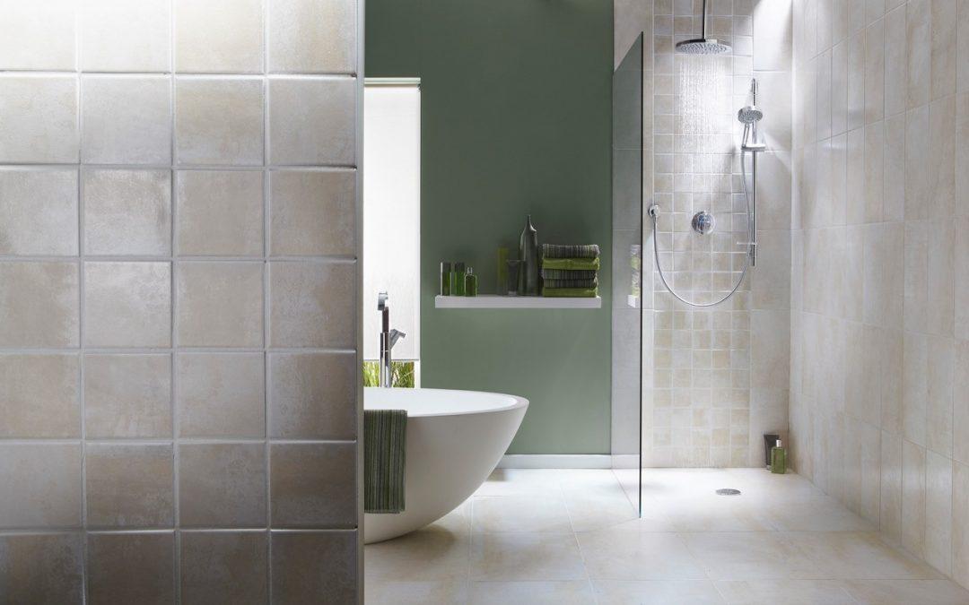 Adding Ceramic Tile – Bathroom Renovations