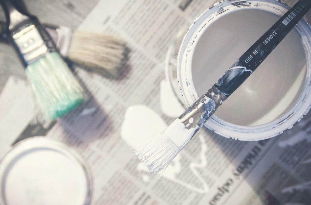 Spring Repainting – Ideas from a Painter