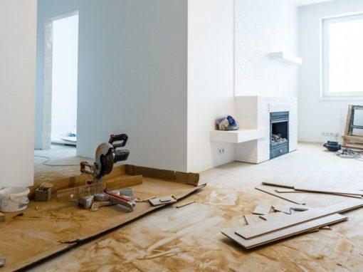 Interior Home Re-Model