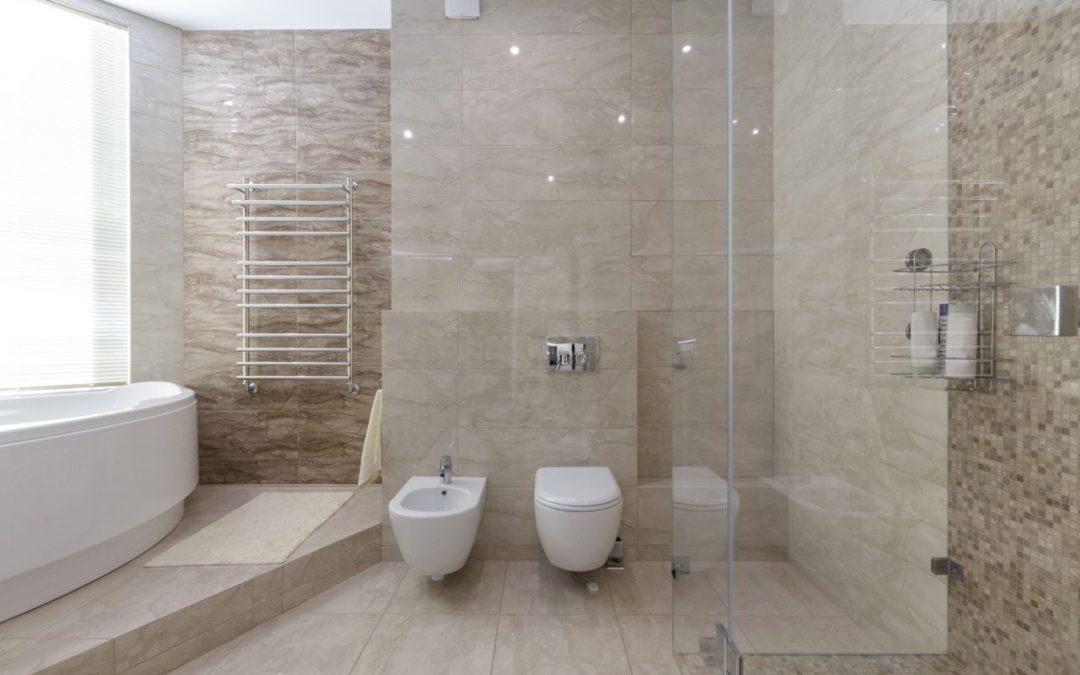 Bathroom – Fully Tiled